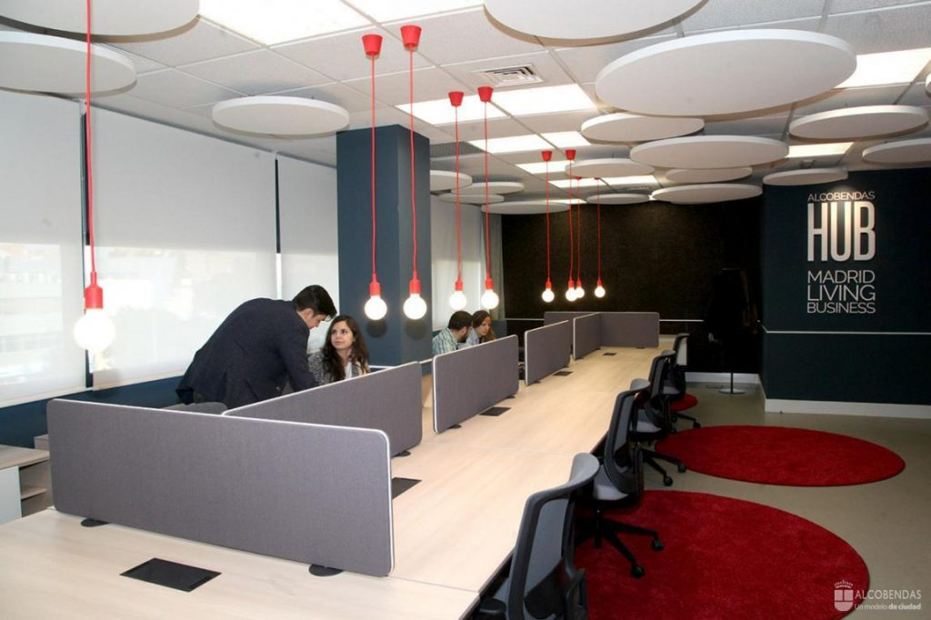 Oficina de AlcobendasHUB