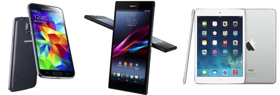 ¿Smartphone, phablet o tablet? El mejor dispositivo para tu negocio