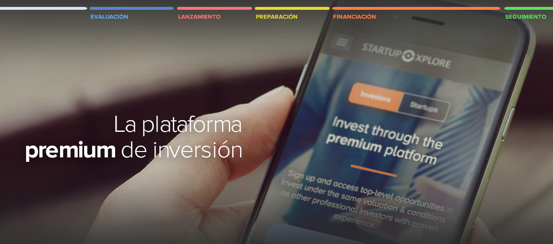 Startupxplore presenta su versión premium.