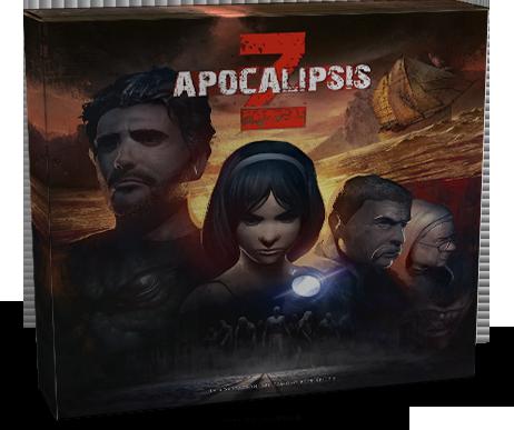 El crowdfunding del juego de mesa Apocalipsis Z triunfa en Verkami