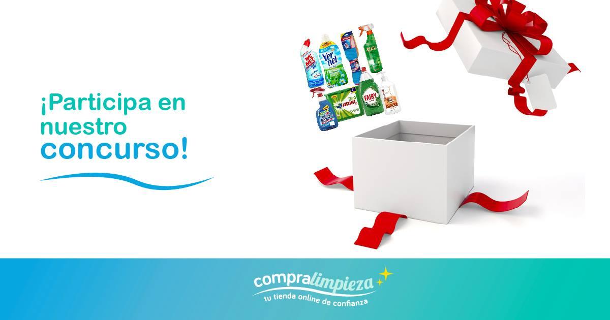 Sorteo Lote Compralimpieza.com