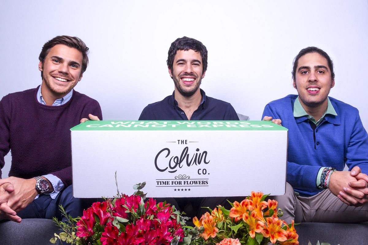 Colvin levanta 2 millones de euros para revolucionar la venta online de flores