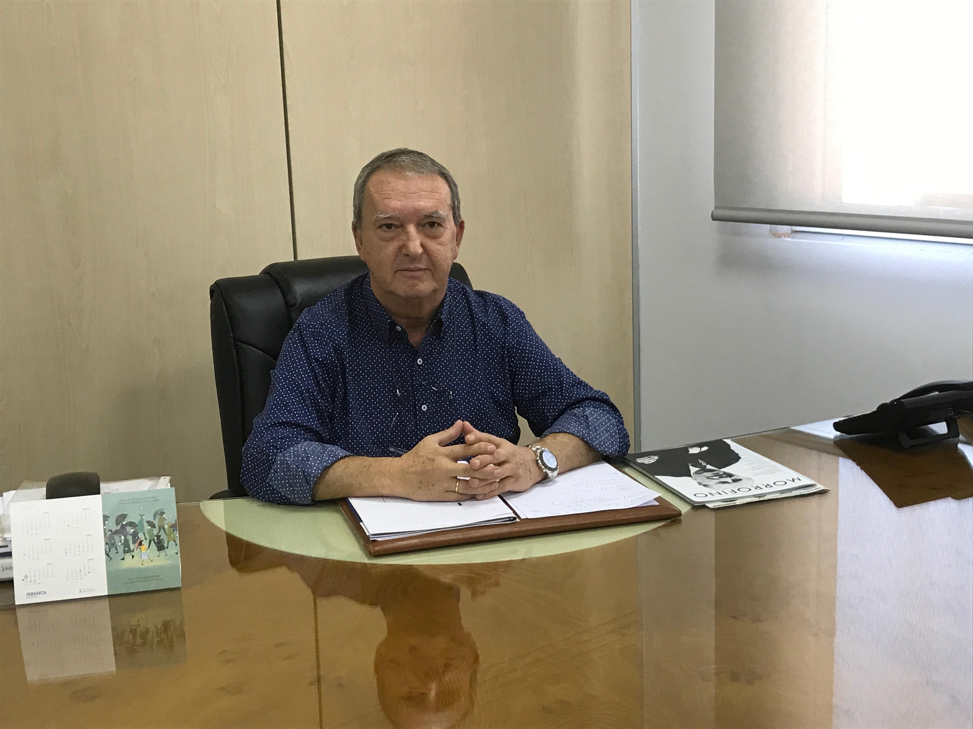 Antonio Camacho, Gerente en Corporación Vinoloa