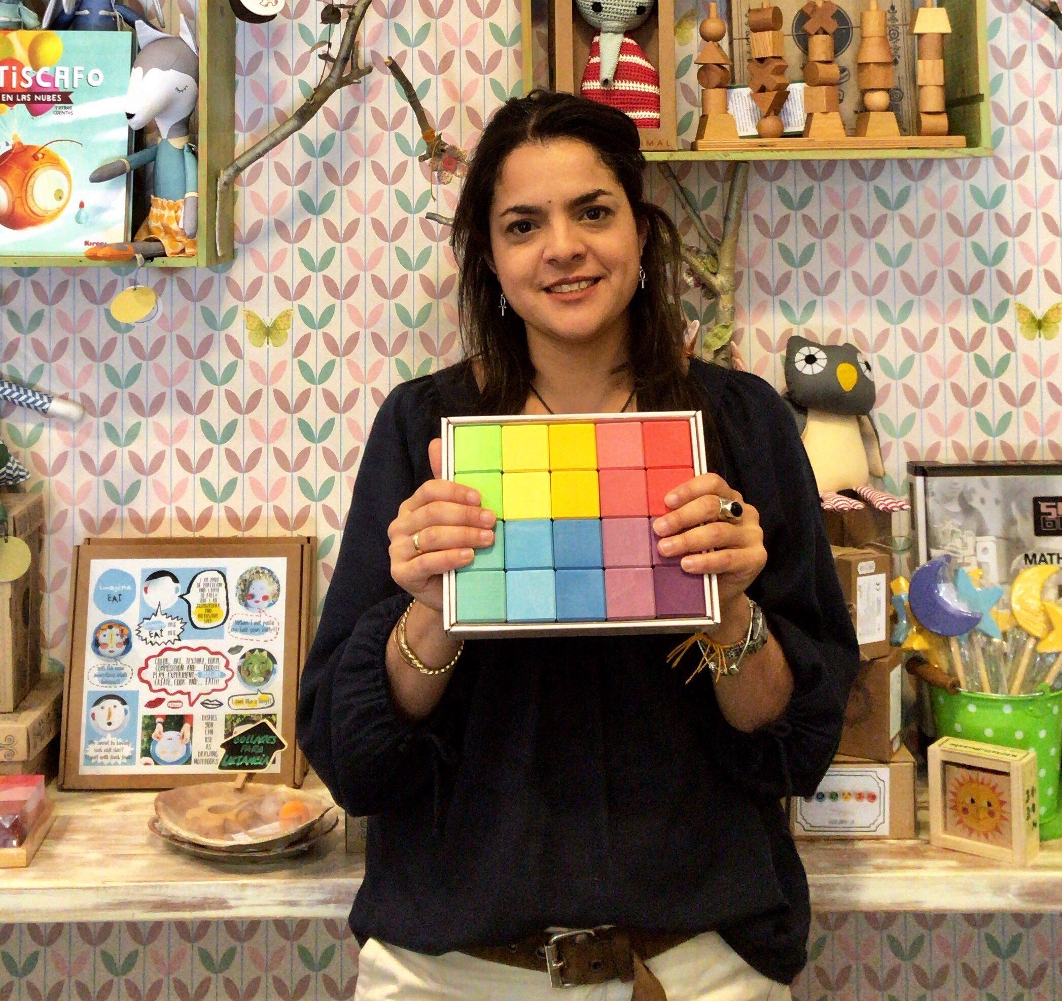 «En kamchatka Magic Toys comercializamos juguetes con alma», Nathalie Rodríguez