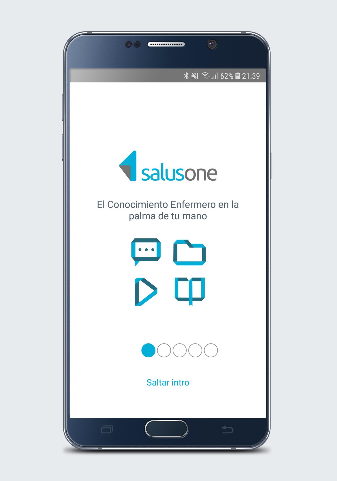 SalusOne, la APP inteligente para reforzar la prescripción enfermera